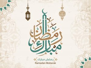 Ramadan Mubarak. We wish you a blessed, safe and peaceful Ramadan.